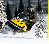 BRP Ski-Doo Snowmobile Parts